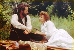 Aidan Quinn and Janet McTeer